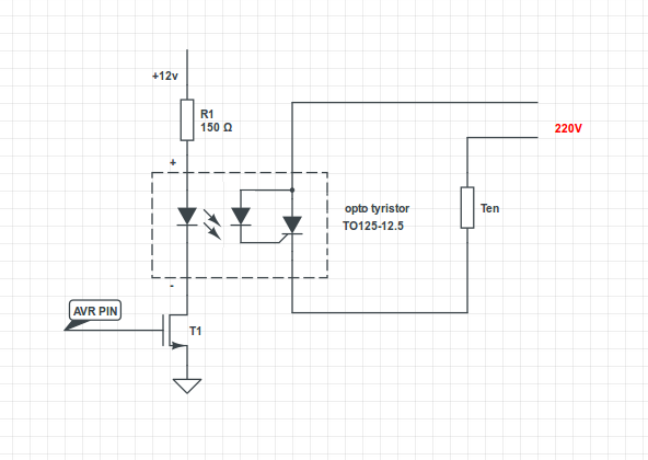 220v heated bed circuit